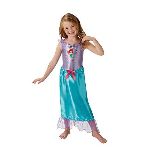 Rubie' s Costume da bambina ufficiale Disney Princess Fairy Tale Ariel–Medium