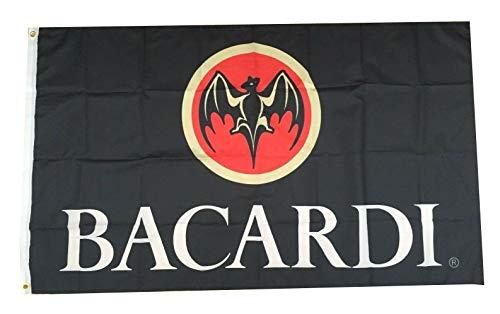 Flylong Bacardi Rum Fahne, Banner, Alkohol, Likör, Bars, Hohlräume, Garage, Dekoration, 91 x 152 cm