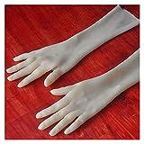 LHSJYG ManiquíEs 1 Set TPE Guantes Reales Unisex Mano Maniquí Magic Prótesis Props Props Silicona Joyería Cosmetología Médica Maniqui (Color : 1)