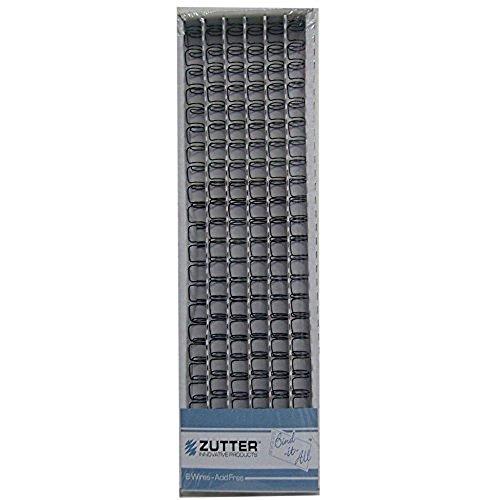 Zutter Owire 3/8-Inch, 6-Piece, Black
