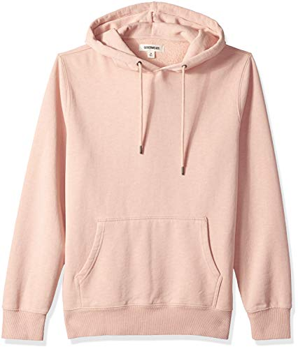 Amazon Brand - Goodthreads Men's Pullover Fleece Hoodie, Coral, X-Large
