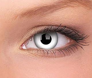 ColourVUE Whiteout Crazy Lens for 1 Day, Eye Contact Lens, CVBD46E0000