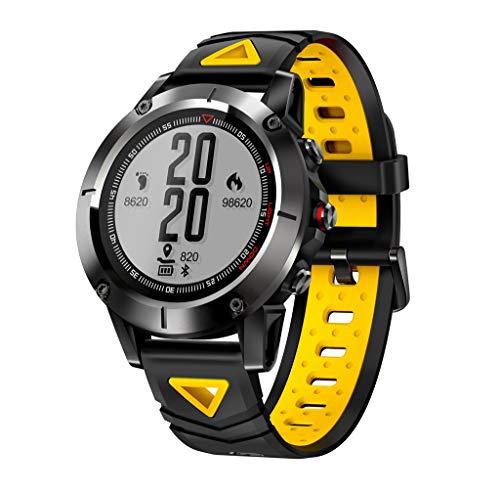 QKAGK G01 Bluetooth smartwatch waterdicht IP68-fitnesstracker-horloge met hartslagmeter, stappenteller, slaapmonitor, sms-oproepmelding, geschikt voor dames en heren