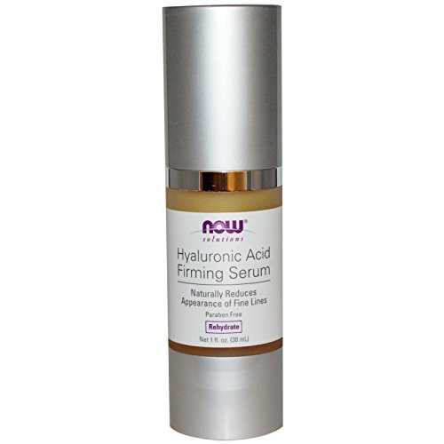 Now Foods Solutions Hyaluronic Acid Firming Serum