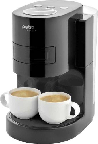Petra Electric KM 34.07 Kaffee-Pad-Automat
