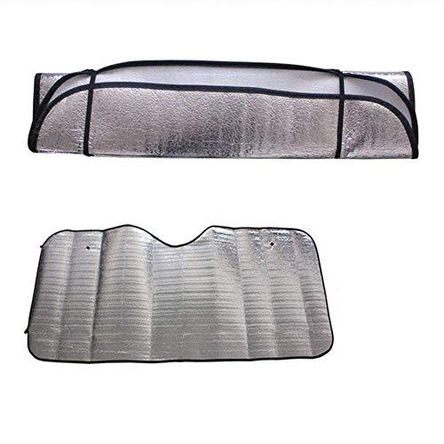WOHAO Auto-Markise Faltbare Masken-Abdeckung Vorne Hinten Blockfenster Windschutzscheibe Großhandel Autozubehör Sonnenschutz Sonnenschutz-S (Color : S)