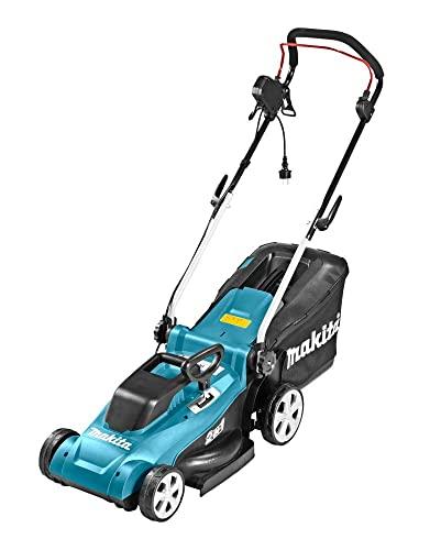Makita ELM3720X 240V Electric Lawnmower 37cm Blue