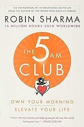 5 am club book image