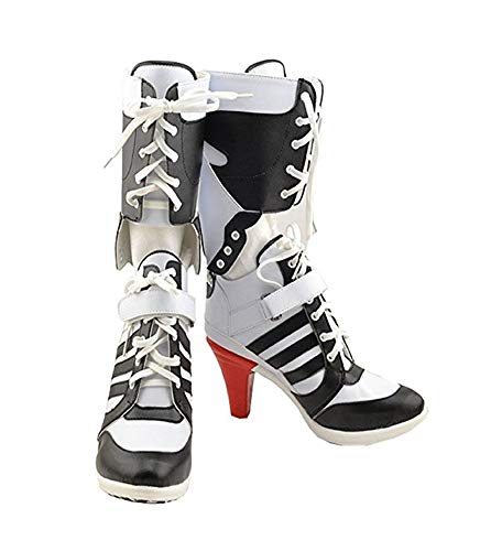 41PfrfKNiZL Harley Quinn Shoes