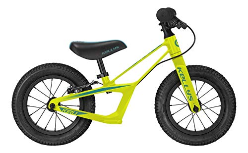 Kellys Kiru Race 12R Kinder Laufrad 2021 (One Size, Lime)