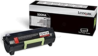 Lexmark MS 310 Series (500HA / 50F0HA0) - original - Toner black - 5.000 Pages