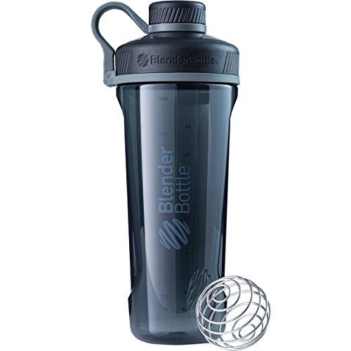 Blender Fles Radian Tritan | Eiwit shaker cup| Dieet shaker| Waterfles | Met Blender Ball