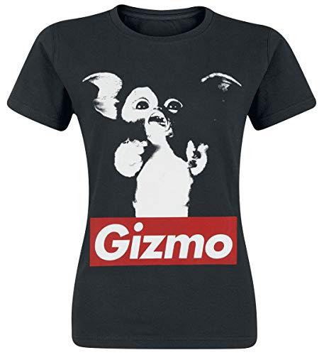 Gremlins Gizmo T-Shirt schwarz XL