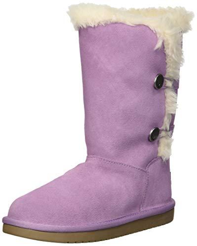 Purple Child Boots