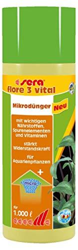 sera flore 3 vital 250 ml
