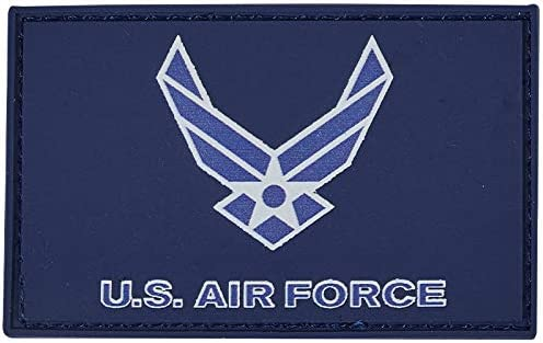 US American Air Force Mail order Wing Flag Military Fo with USA Discount mail order Patch