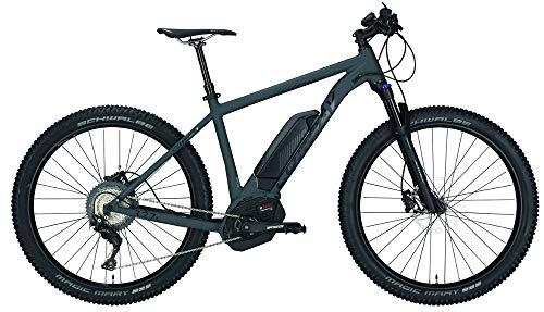 ConWay EMR 327 Plus Hardtail - Bicicleta de montaña eléctrica (27,5 cm)