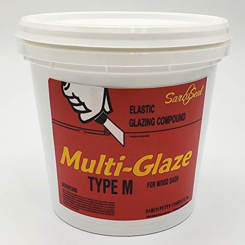 Sarco Type M Glazing Putty (Quart)