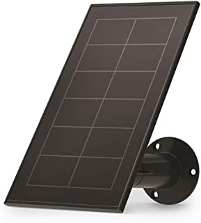 Arlo Certified Accessory, VMA5600B Solar Panel Charger, Weather Resistant, 8ft Magnetic Power Cable, Adjustable Mount, Des...