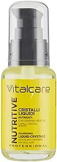 Vitalcare Cristalli Liquidi Nutritive, Rivitalizzanti, per Capelli Secchi, Multicolore