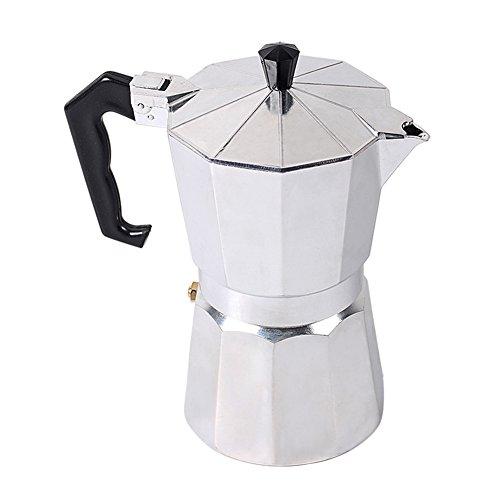 fastar Express Espresso Maker, 1/3/6/9/12 Taza Italiana