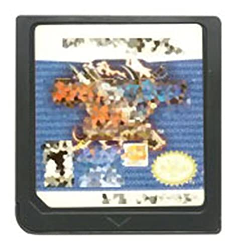 TYLJ MYBHD DS Juego Cassette Console Card Super Robot Wars para Nintendo DS 3DS 2DS (Color : Endless Frontie USA)