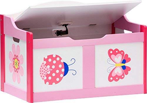 IB-Style - Kindersitz- und Spielgruppe Papillon | 6 Kombinationen | Truhenbank - Stuhl Truhenbank Kindermöbel Tisch Kindertisch Kinderstuhl Tafel Standtafel Kinderregal - 4