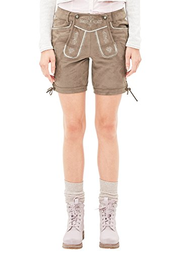 s.Oliver Damen 5707745166 Hose, Braun (Brown 8607), 40