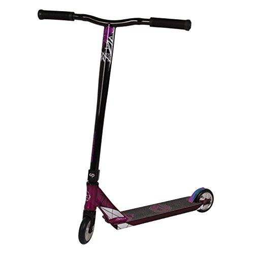 Crisp Inception - Scooter completo - Trans Purple/Black