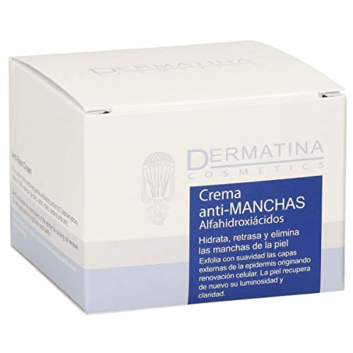 Dermatina Crema Anti-manchas Hidratante Tarro, Almond, 50 Mililitro