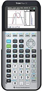 Texas Instruments TI-84 Plus CE Graphing Calculator, Space Grey