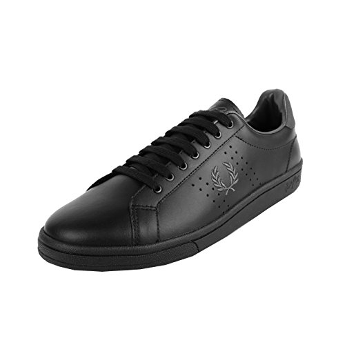 Fred Perry B721 Leather Black 41