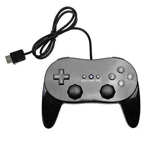iFCOW Controllori Cablati Classico Gamepad Classico Controller Di Gioco Con Grip Joypad Gamepad Per Wii Console