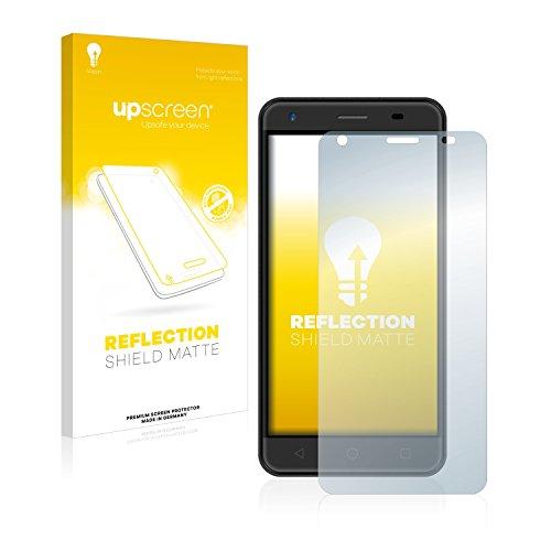 upscreen Entspiegelungs-Schutzfolie kompatibel mit Acer Liquid Z6E – Anti-Reflex Bildschirmschutz-Folie Matt