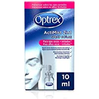 Optrex ActiMist 2in1 Spray Ocular Para Ojos Secos + Irritados