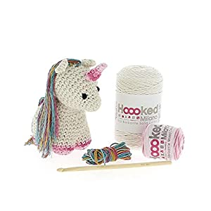 Amazon.com: DARN GOOD YARN ONE of A Kind | DIY Knitting Kit - Fox ... | 300x300