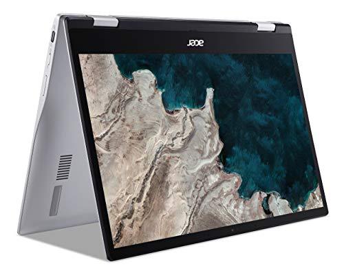Acer Chromebook Spin 513 (13,3 Zoll Full-HD IPS Touchscreen, 16mm flach, bis zu 16 Stunden Akkulaufzeit, WLAN, Google Chrome OS) Silber - 7