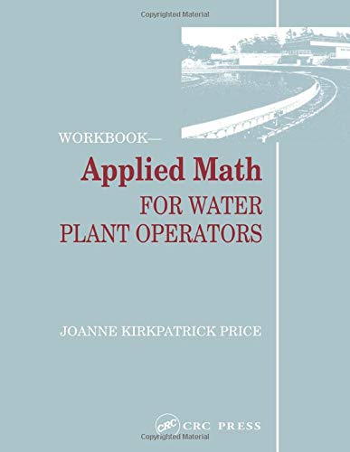 Applied Math for Water Plant Operators - Workbook