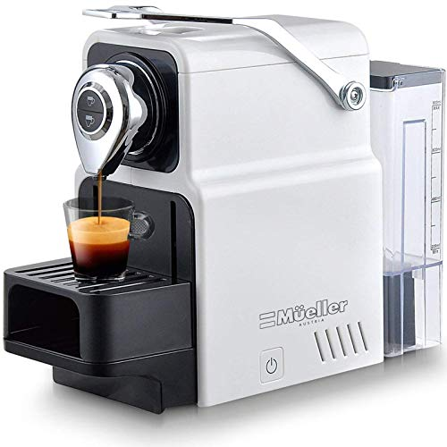 Our #2 Pick is the Mueller Espresso Machine for Nespresso
