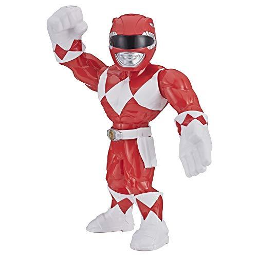 Power Rangers Mega Mighties Power Rangers Ranger Rojo (Hasbro E5872ES0)
