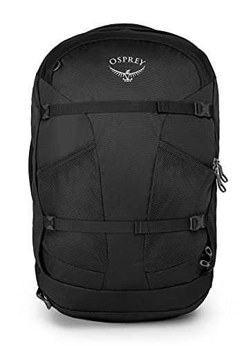 Osprey Farpoint 40 Reisetasche für Männer - Volcanic Grey (S/M)