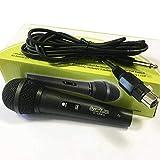 Soundlab dynamique commuté Microphone avec corps en métal et XLR-Jack plomb Soundlab G158MA
