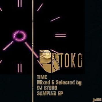 Time: Sampler EP