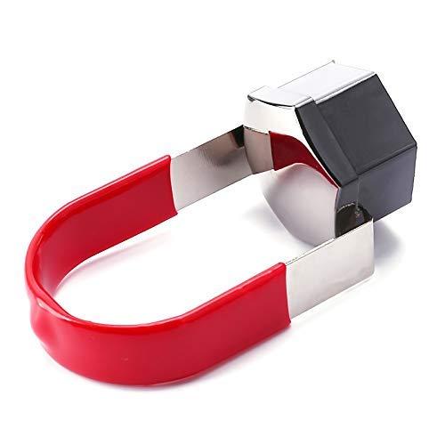 Hamimelon Abzieher Demontagezange Demontageschlüssel Klemme Demontage Werkzeug Zange für Kappen Felgenschloss Radmuttern Kappe Radschrauben Radschraubenkappen