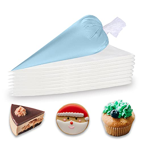 SOSTORE Piping Bags Disposable - Thickened 100...