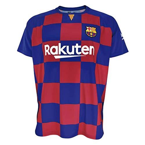 Camiseta 1ª equipación FC. Barcelona 2019-20 - Replica Oficial con Licencia - Dorsal 9 Suarez - Talla S