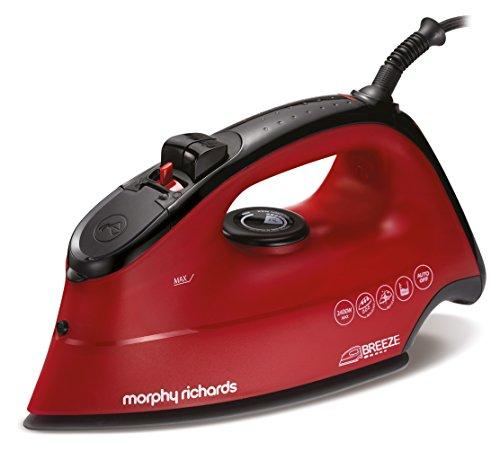 MORPHY RICHARDS Plancha De Vapor MR300259 Rojo