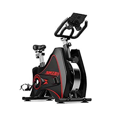 SMQHH Exercise Bike, Indoor Cycling Bike,Peloton Bike,Home Mute Indoor Body Shaping Pedal Sports Bike Spinning Bike All-Inclusive Flywheel,Mute,Safe