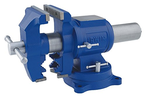 IRWIN Tools Multi-Purpose Bench Vise, 5-Inch (4935505)