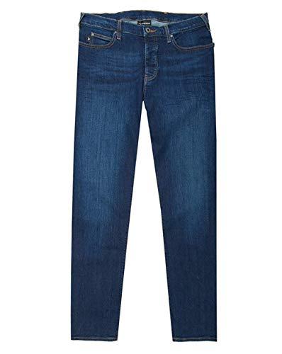 Armani J06 Slim Fit Jeans Denim Blauw
